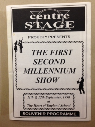 The First, Second Millennium Show 1998